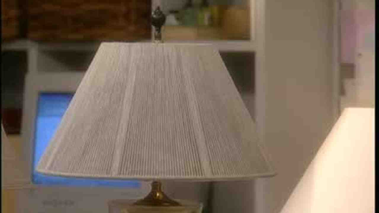 Video lampshade questions martha stewart aloadofball Choice Image