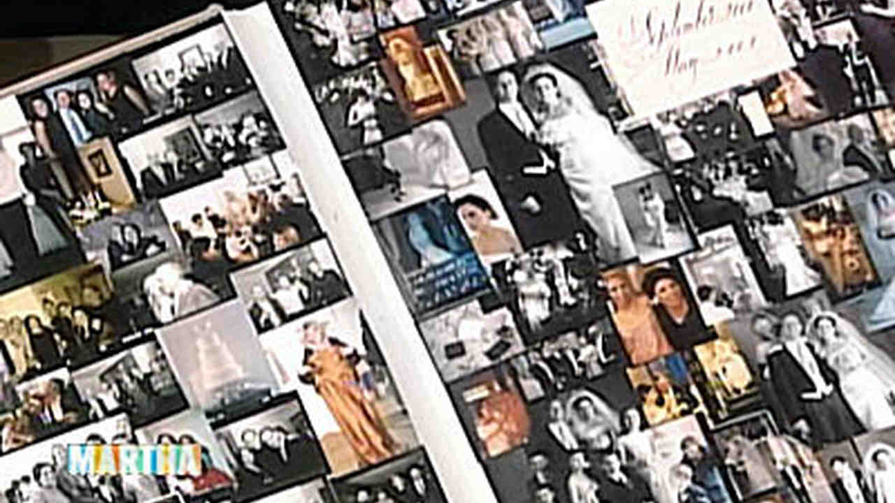 Video How To Create A Wedding Scrapbook Martha Stewart