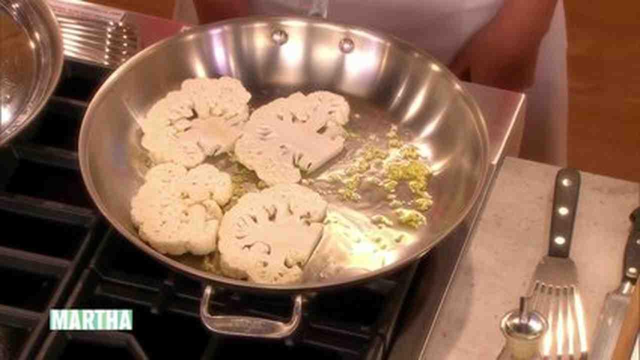 recipe: how to cut cauliflower steaks [34]