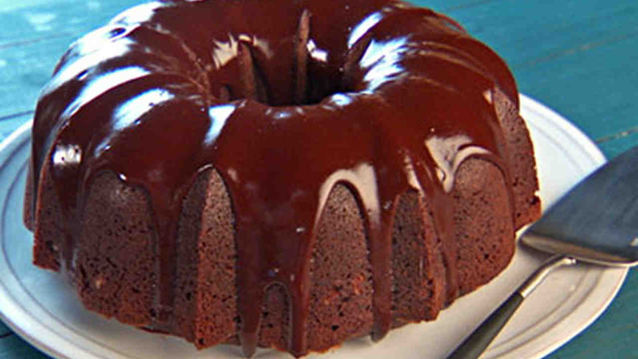 Dolly S Chocolate Bundt Cake Recipe Video Martha Stewart