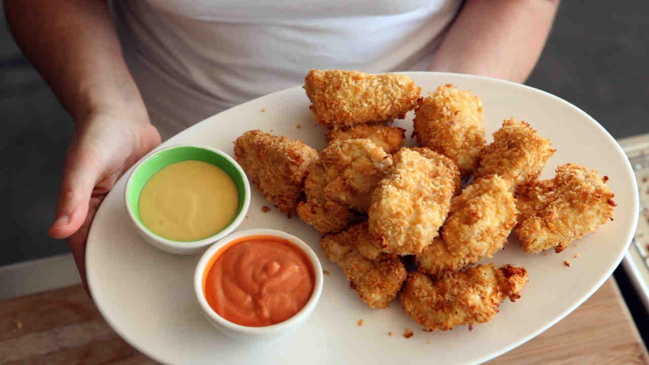 baked crack dip chicken tenders