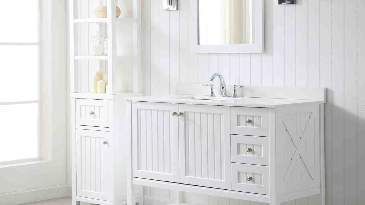 Video Martha Living Seal Harbor Bath Vanity Collection