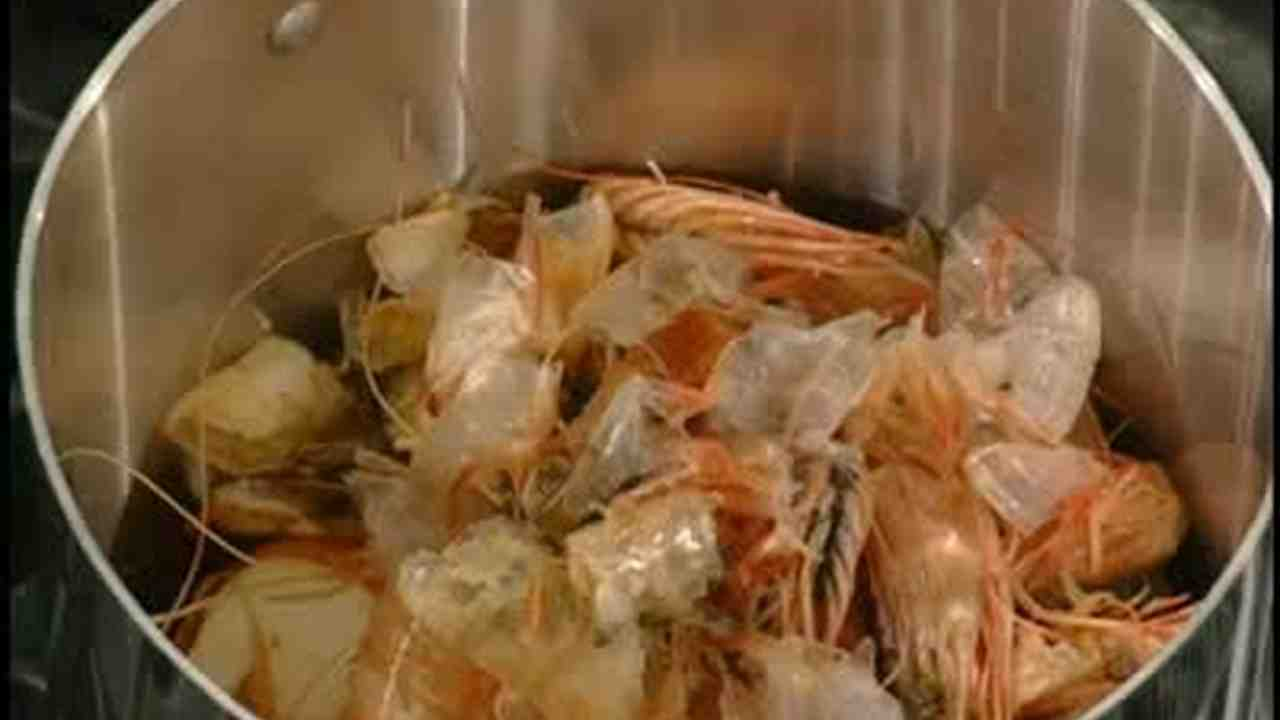 Video Shrimp Broth For Stew Martha Stewart
