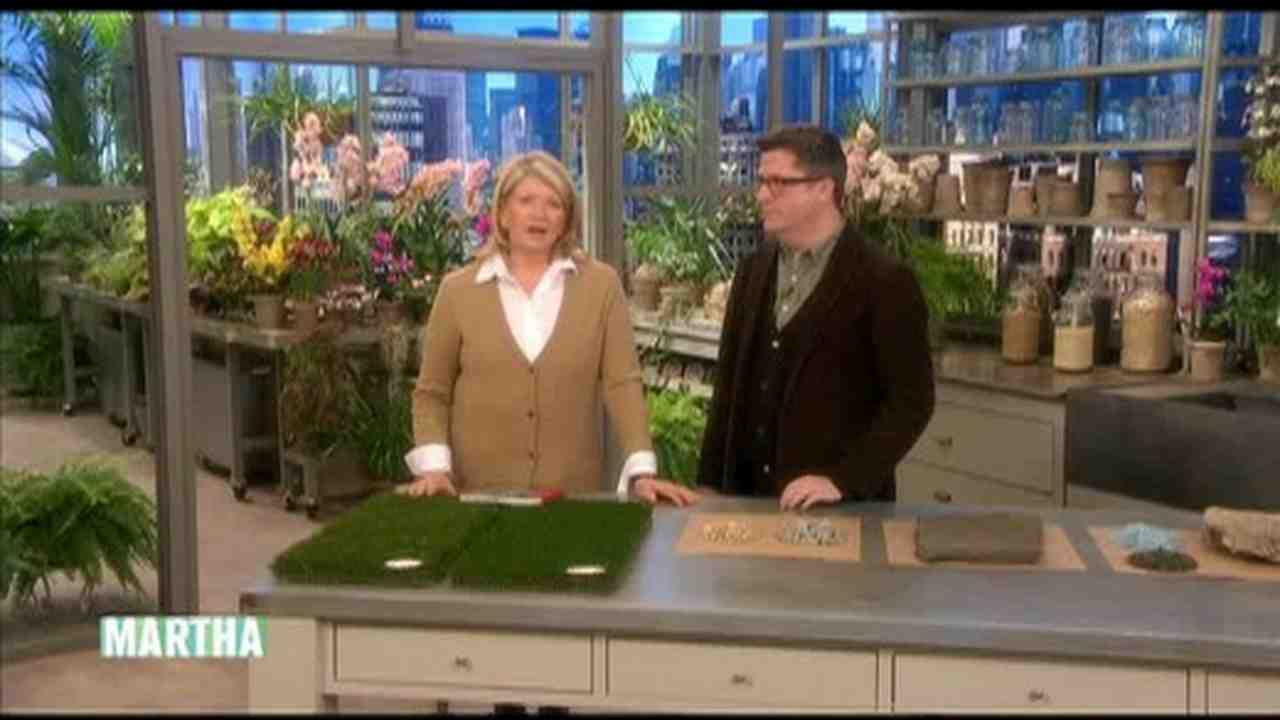 Video: Sustainable Gardening | Martha Stewart