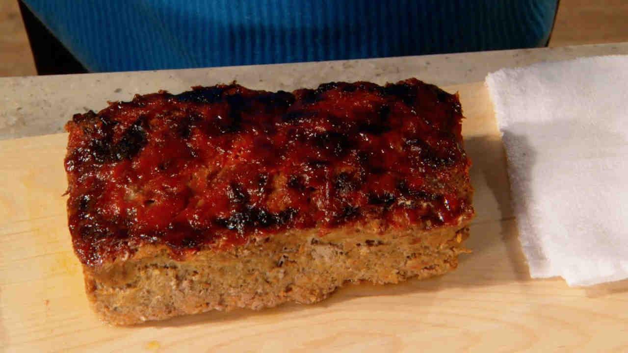 martha stewart meatloaf glaze