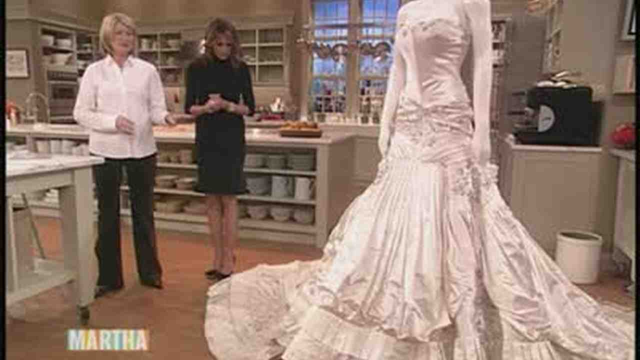 Video: The Trump\'s Wedding Day | Martha Stewart