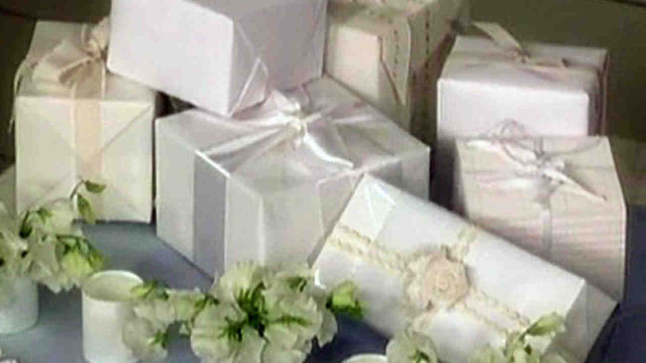 Video: Planning an All-White Bridal Shower | Martha Stewart