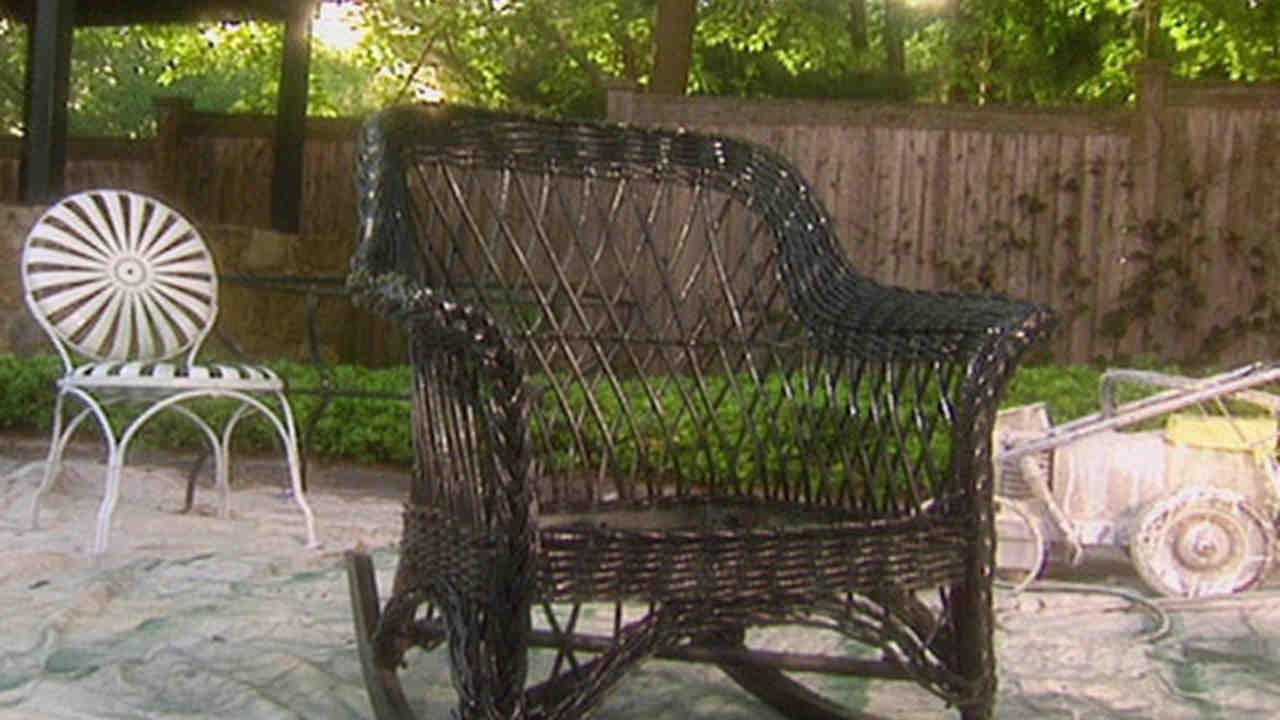 Video: How to Paint Outdoor Furniture the Right Way | Martha Stewart
