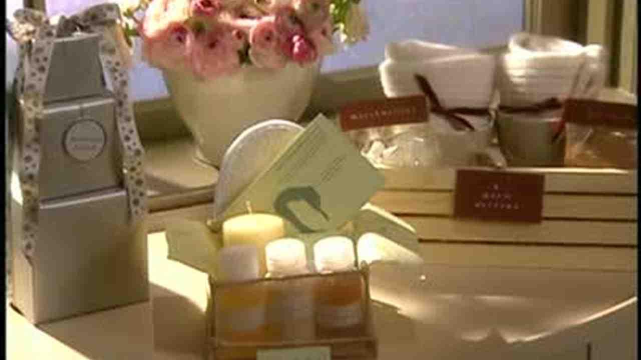 Video: Guest Room Gift Baskets | Martha Stewart
