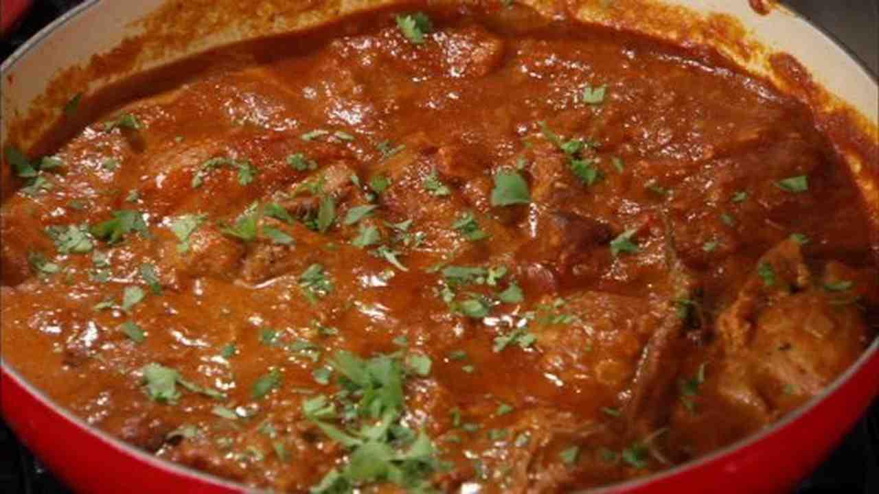 Indian spiced chicken recipe video martha stewart forumfinder Choice Image