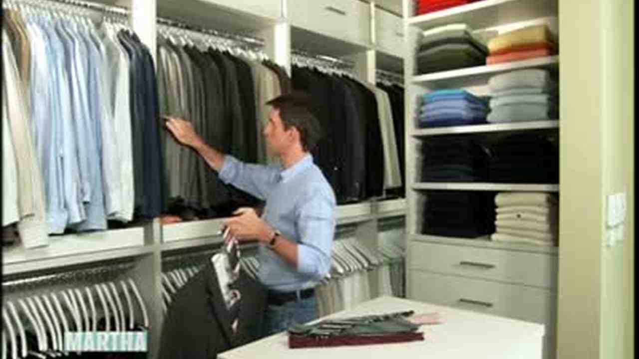 Video: New Closet Design Ideas | Martha Stewart