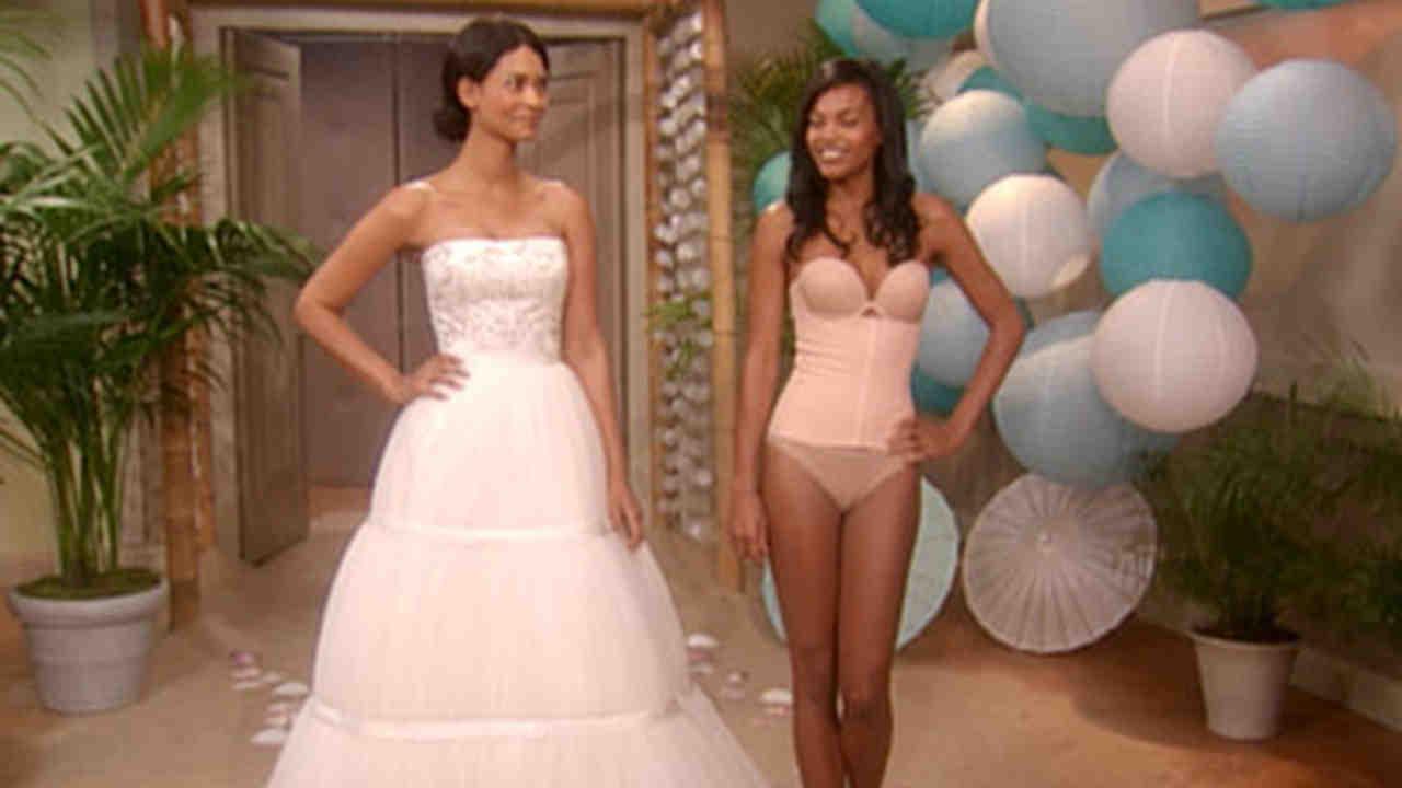 Video wedding undergarments martha stewart junglespirit Choice Image
