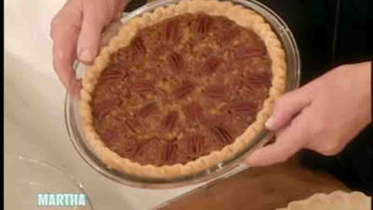 recipe: pecan pie recipe martha stewart [29]