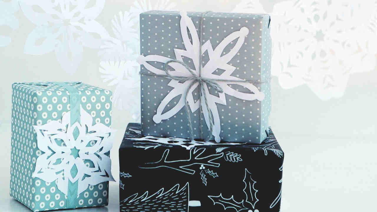 How to Make Paper Snowflakes   Martha Stewart