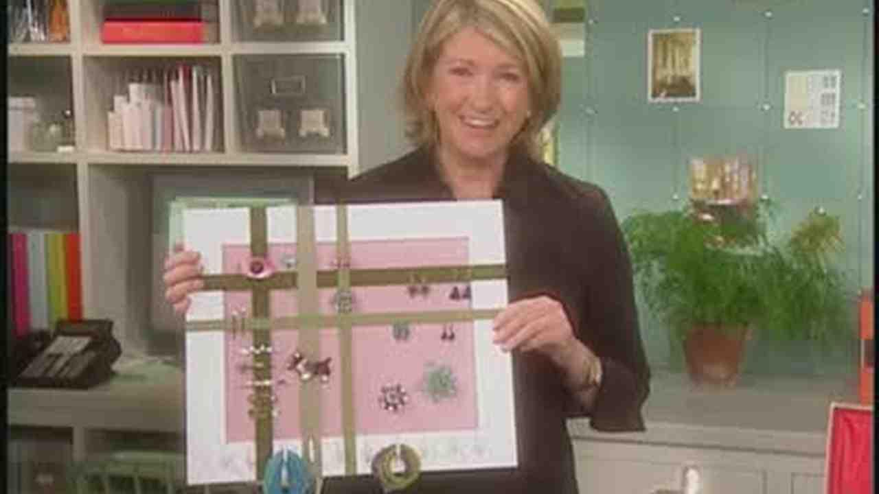 Video Cigar Box Pocket Book with Miller Opie Martha Stewart