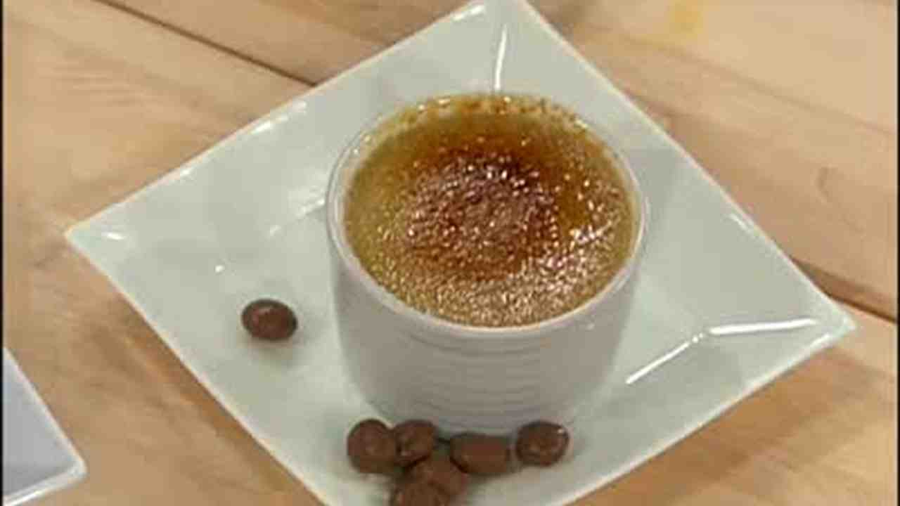 Chicory Coffee Video Chicory Coffee Creme Brulee Martha Stewart