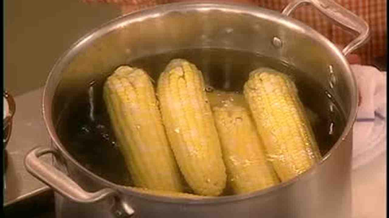 Video how to cook corn on the cob martha stewart ccuart Choice Image