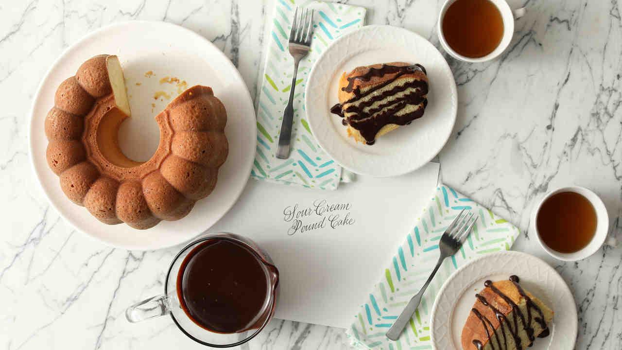 Martha Stewart Cream Cheese Pound Cake