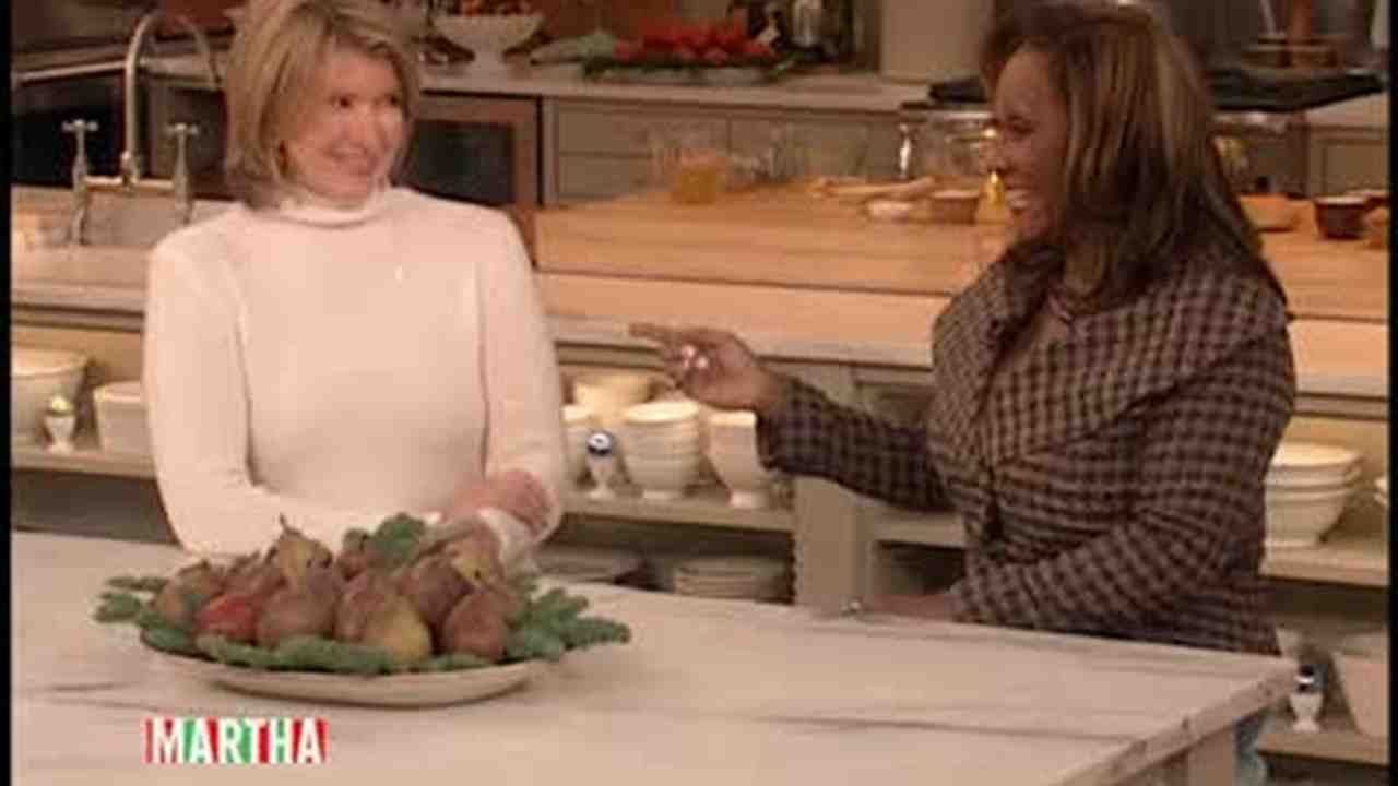 Video: Christmas with Patti LaBelle | Martha Stewart