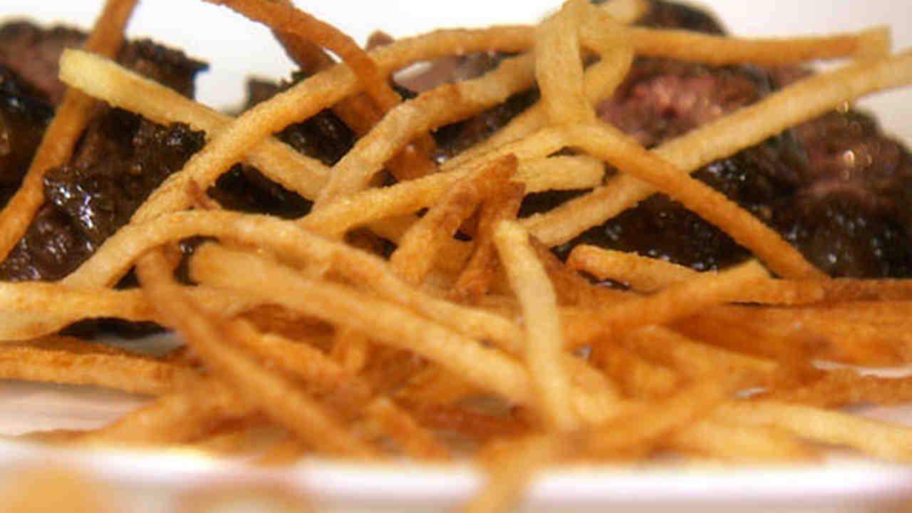 Oven Baked Steak Fries Food Network