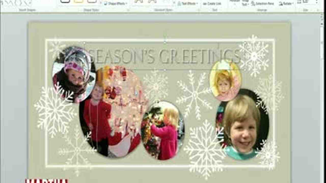 Video: Personalized Christmas Cards | Martha Stewart