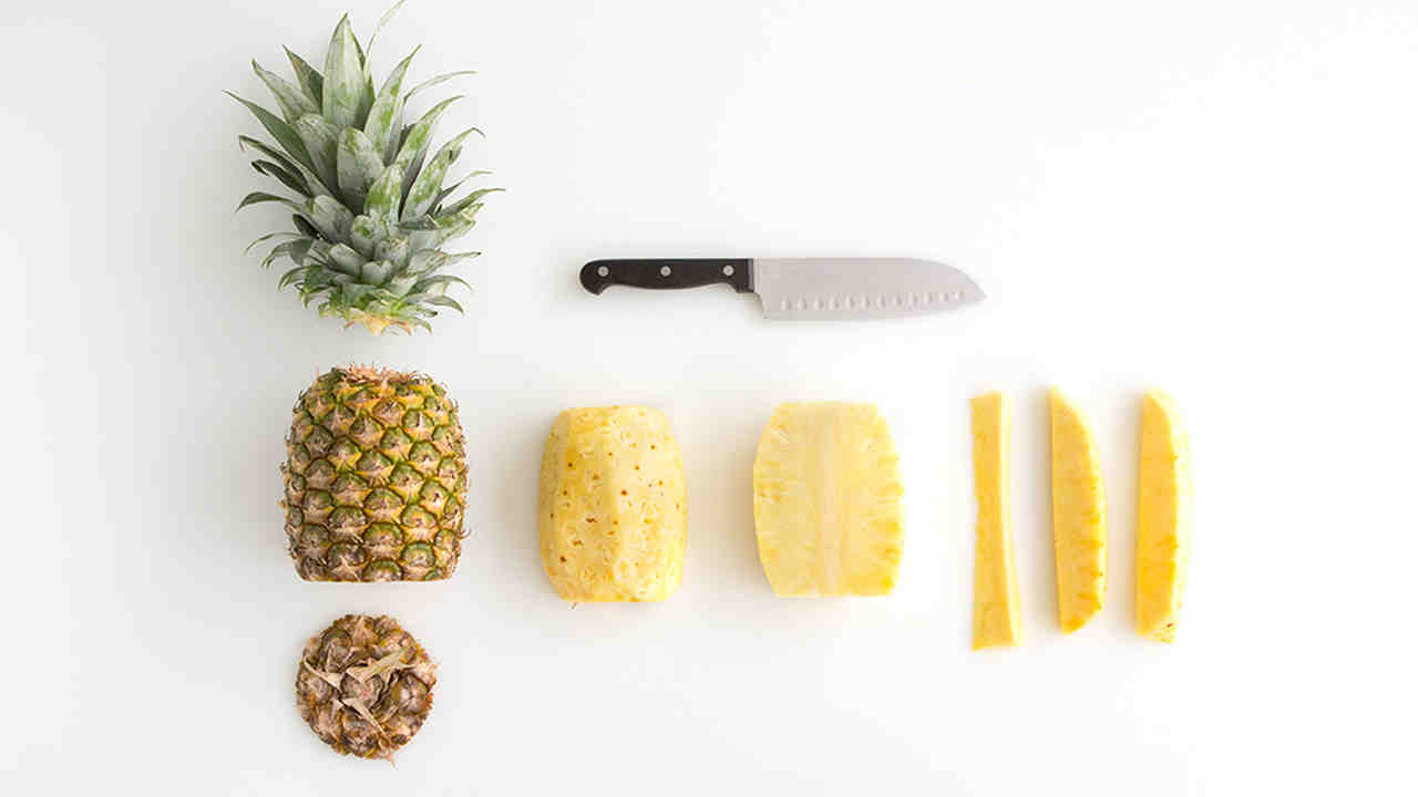 How To Prepare A Pineapple How To Prepare A Pineapple new images
