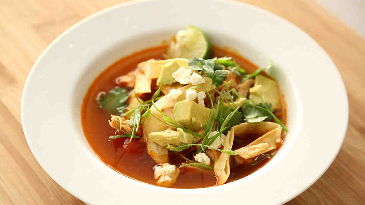 Mexican chicken tortilla soup forumfinder Image collections