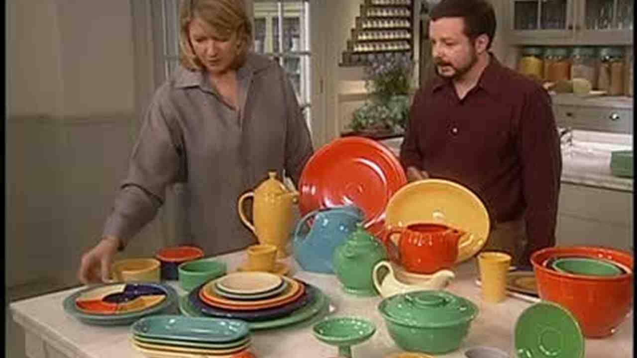 sc 1 st  Martha Stewart & Video: Collecting Colorful Fiestaware | Martha Stewart