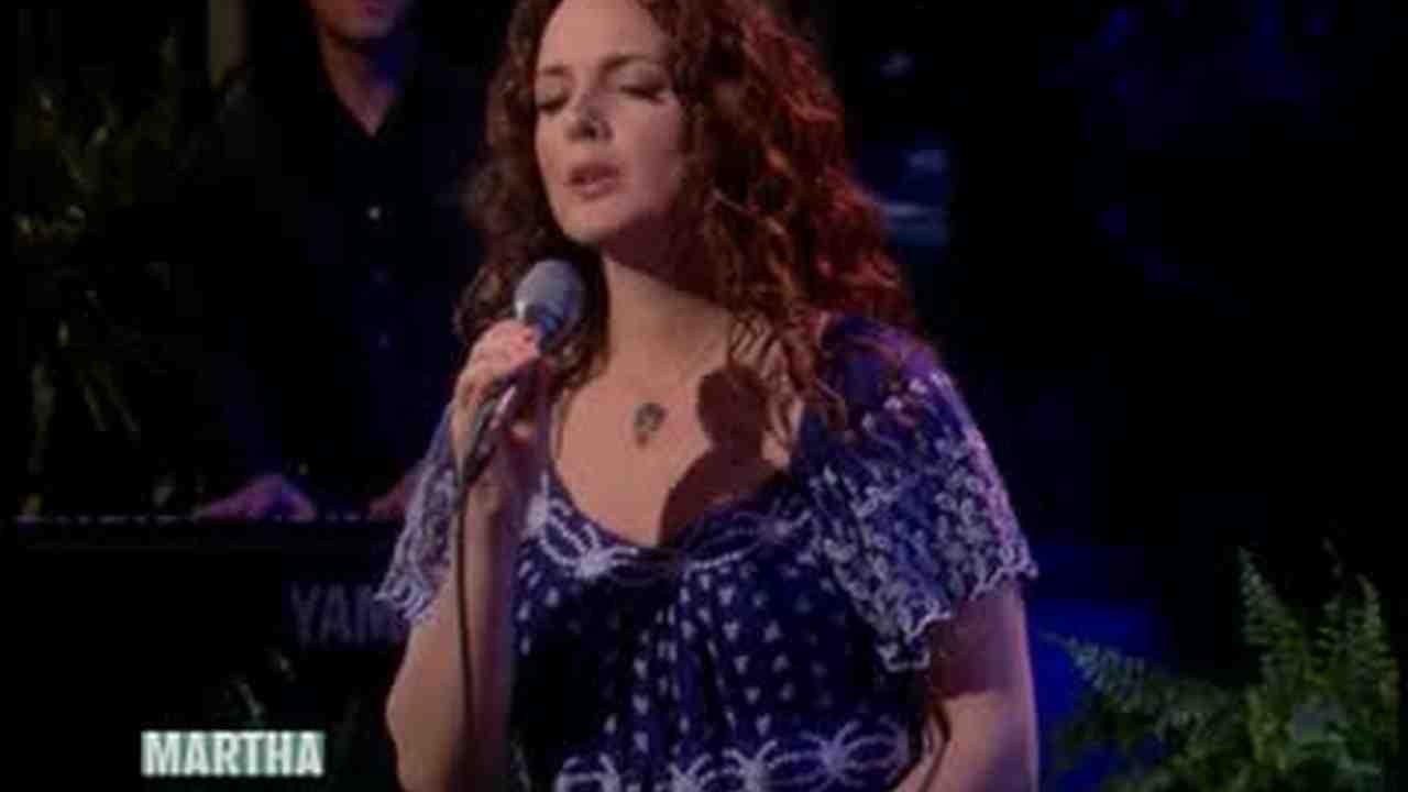 video: melissa errico sings a lullaby | martha stewart