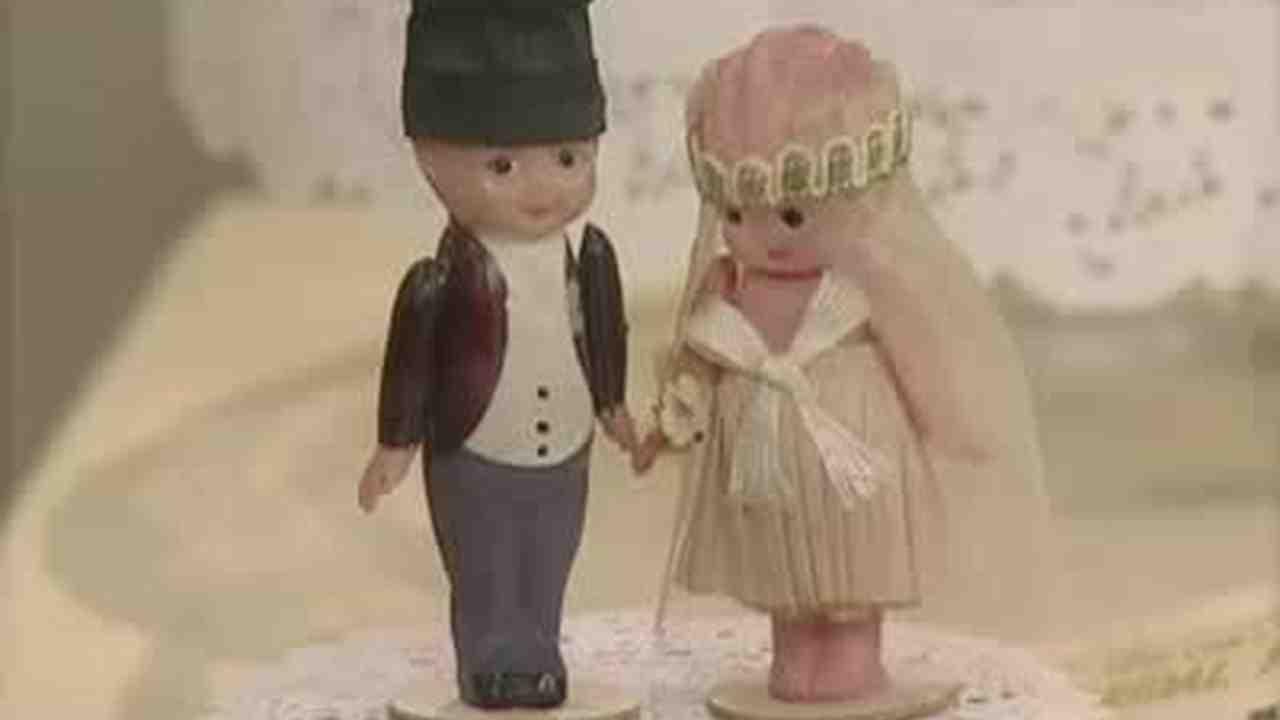 Video: Wedding Cake Topper Collection | Martha Stewart