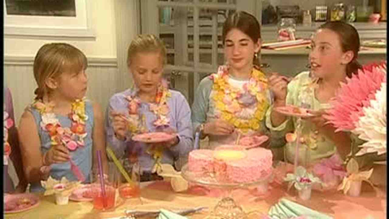 Video Ideas For A Flower Themed Party Martha Stewart