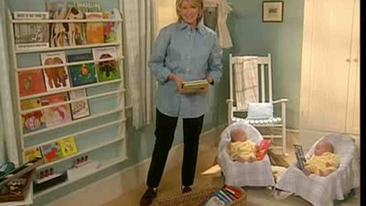 sc 1 st  Martha Stewart & Video: How to Make a Plate Rack Book Shelf | Martha Stewart