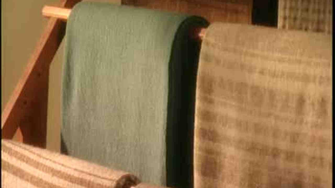 Video: Pendleton Wool Indian Blankets | Martha Stewart