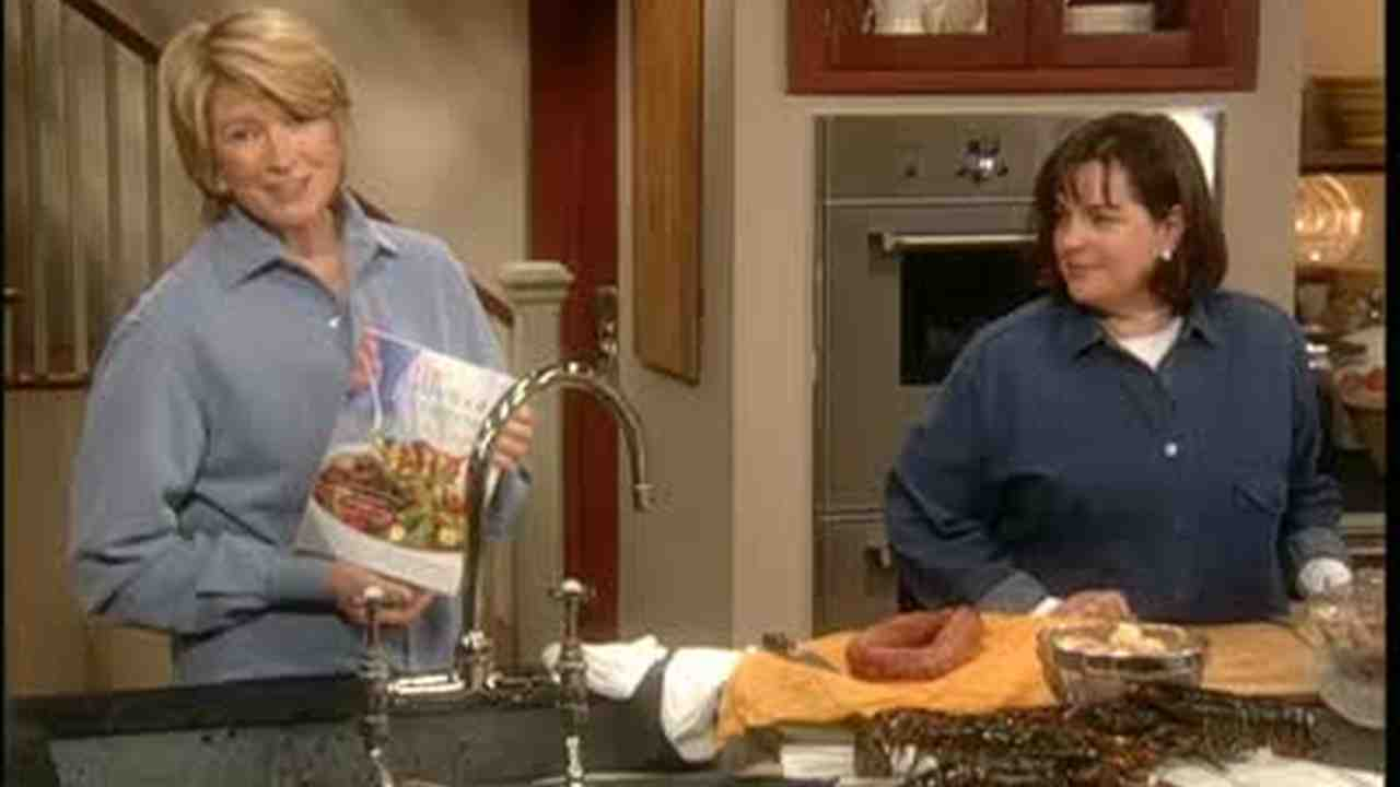 How Old Is Ina Garten Simple Video Kitchen Clambake With Ina Garten  Martha Stewart Inspiration