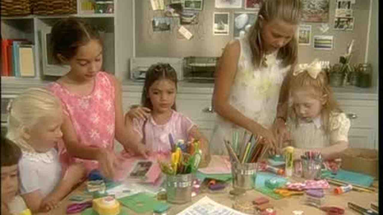 Video Birthday Craft Ideas For Children Martha Stewart