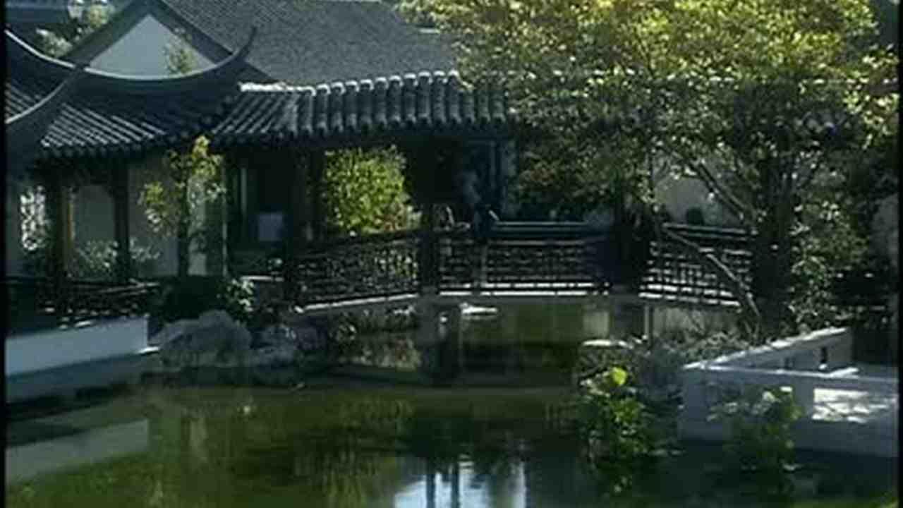 video lan su chinese garden in portland martha stewart - Chinese Garden Portland