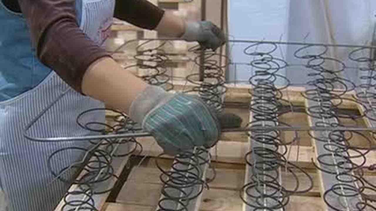 video mcroskey airflex mattress factory martha stewart