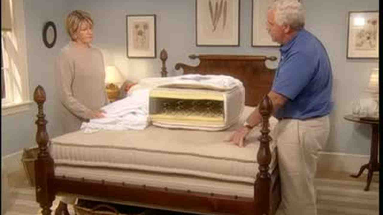 video how to choose a mattress martha stewart
