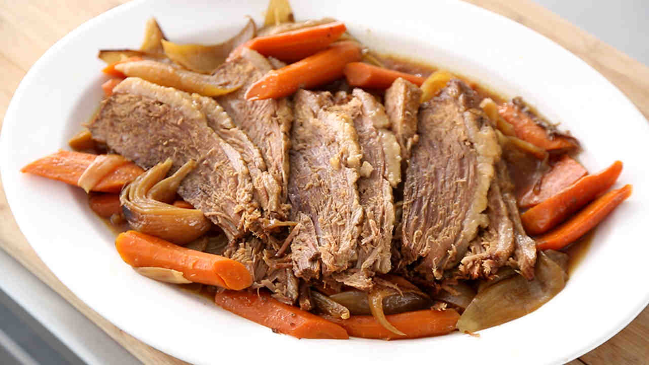 Slow cooker pot roast forumfinder Choice Image