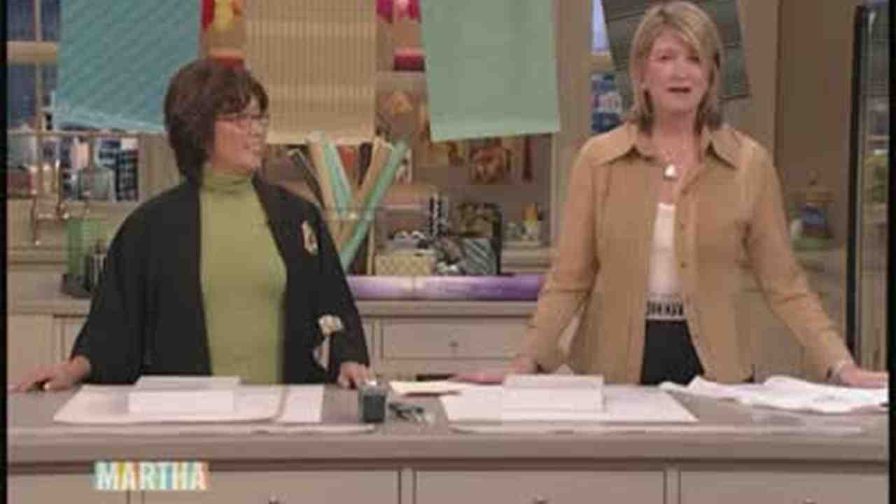 Video: Traditional Japanese Gift Wrapping | Martha Stewart