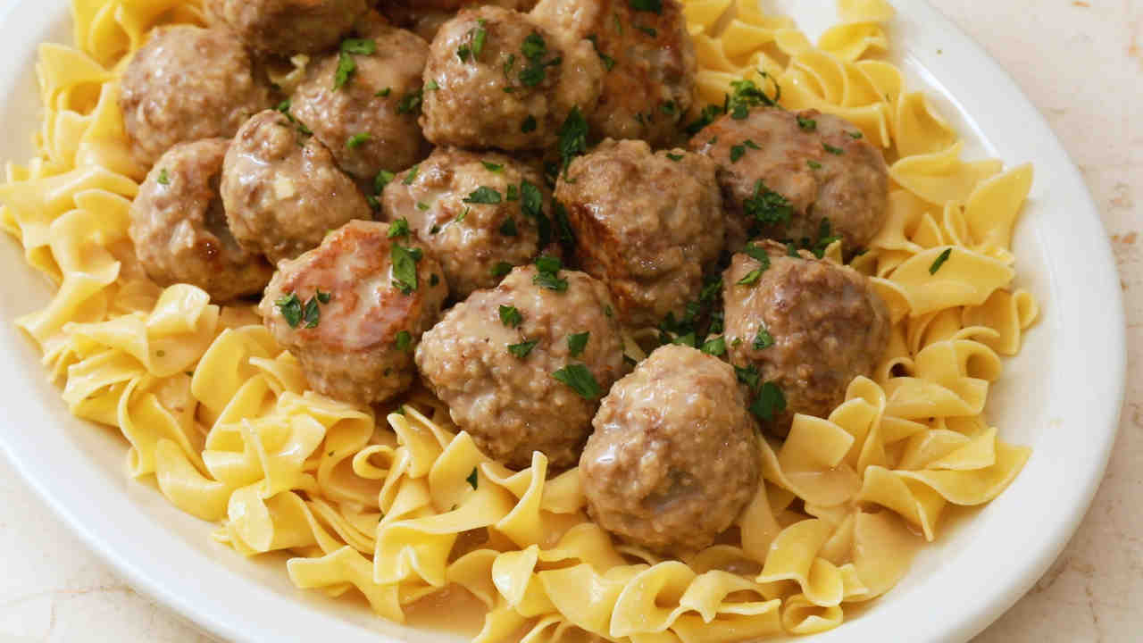 photo Swedish Meatballs