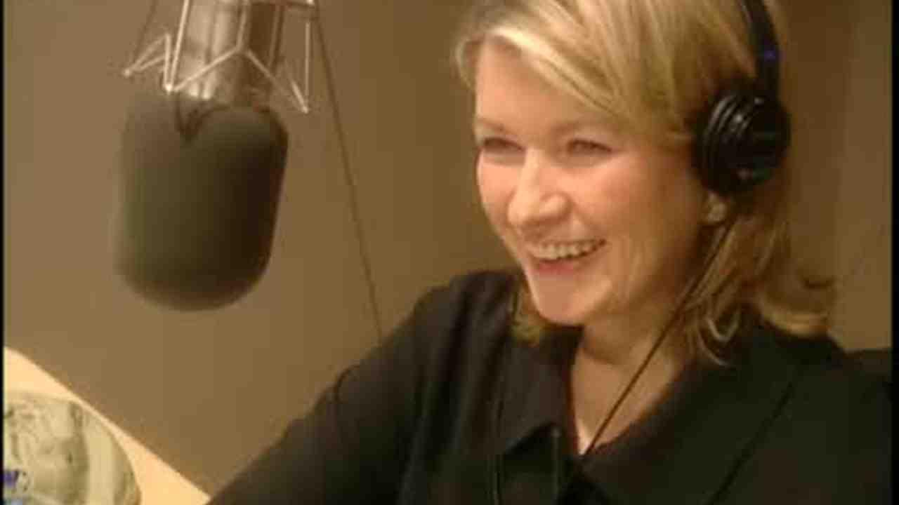 Video Field Trip Car Talk Radio Show Part Martha Stewart - Car talk radio show