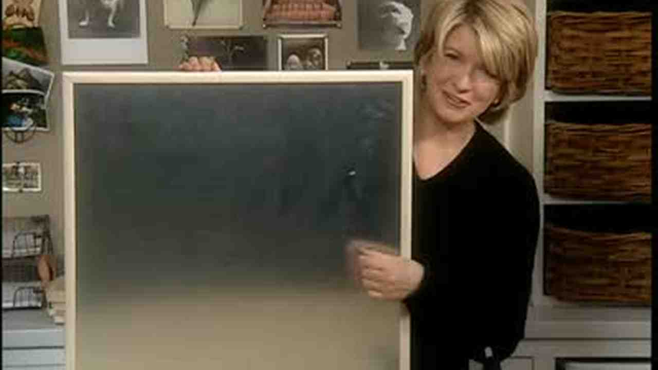 Video: Using Sheet Metal: Magnetic Bulletin Board and Drawer Lining ...