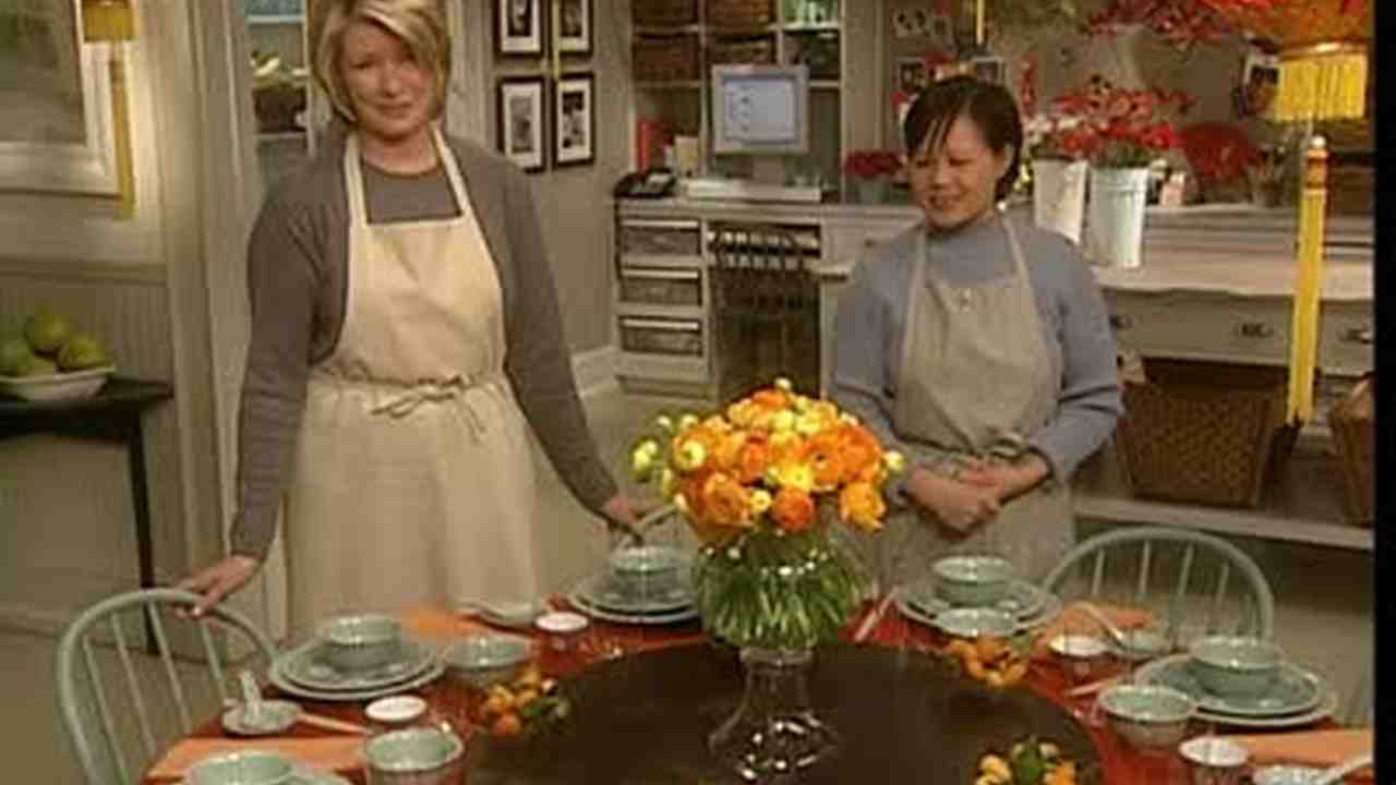 sc 1 st  Martha Stewart & Video: Setting A Chinese Table With Lily Pei | Martha Stewart