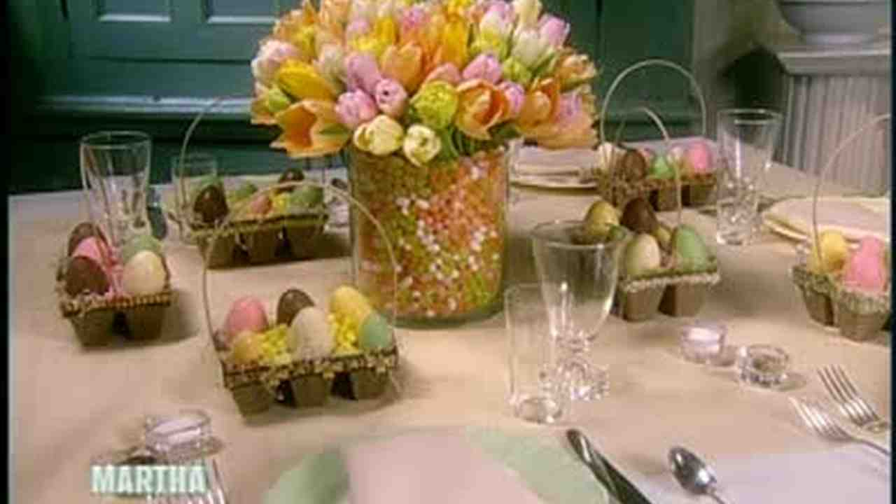 Video How To Make Custom Easter Baskets