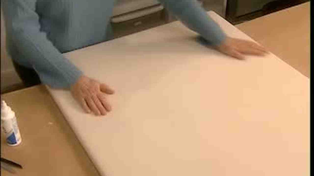 Video: How to Make An Oversized Ironing Board | Martha Stewart : wide ironing board for quilting - Adamdwight.com