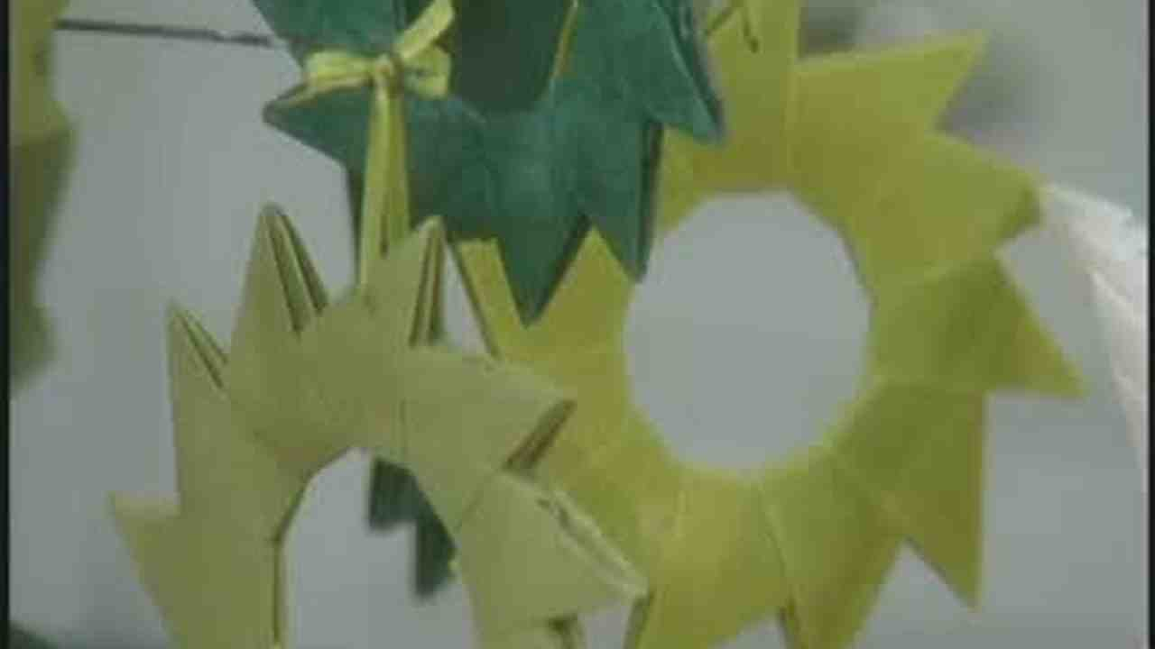 Video How To Make An Origami Handbag Martha Stewart