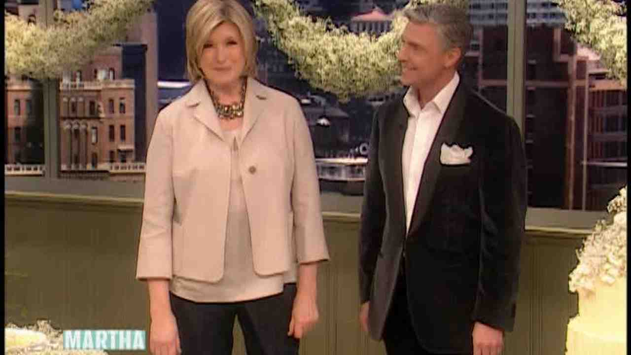 Video Wedding Reception Table Ideas For Less Martha Stewart