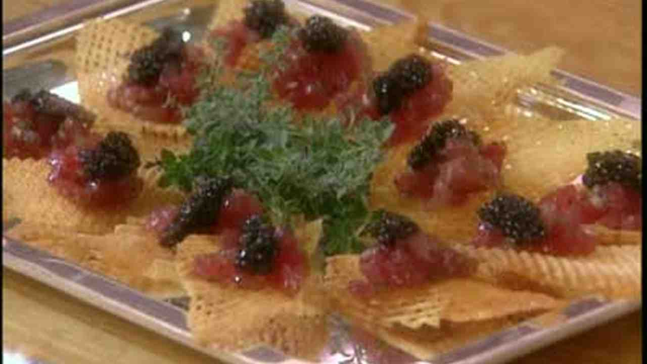 Video How To Make Hors Doeuvres For A Wedding Martha Stewart