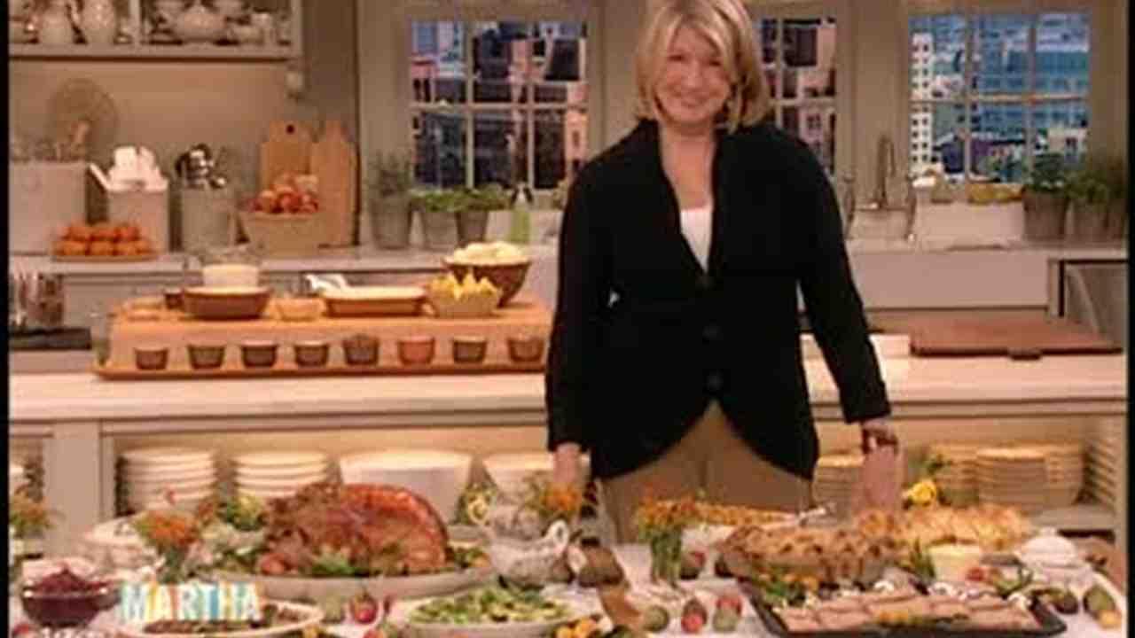 sc 1 st  Martha Stewart & Video: How to Set Up a Functional Buffet Table | Martha Stewart